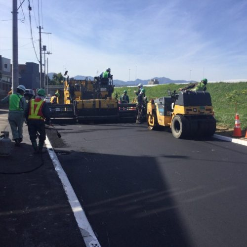 生活道路整備工事