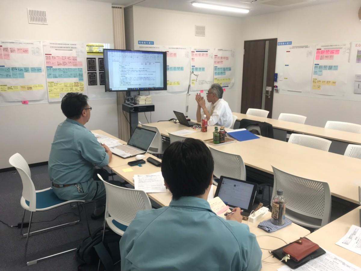 ISO14001取得への道