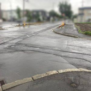 北区屯田地区配水管整備工事(改良)・施工状況(4)image
