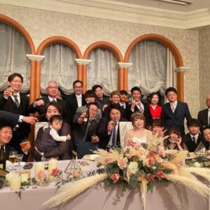 結婚披露宴image